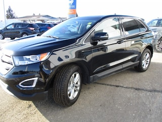 Used 2018 Ford Edge SEL, Canadian Touring SUV 2FMPK4J94JBC21514 for sale in Wetaskiwin, AB at Brentridge Ford Wetaskiwin