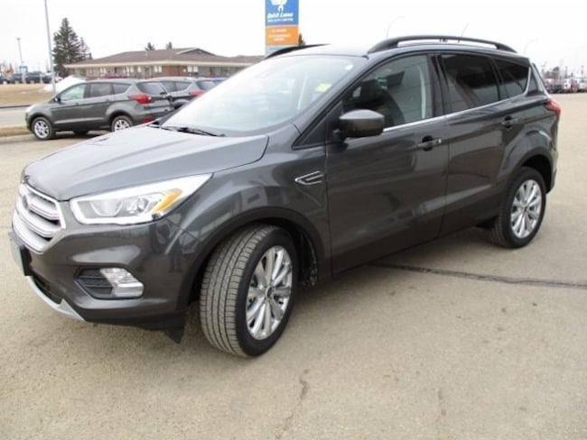 New 2019 Ford Escape SEL, Moonoroof SUV in Edmonton Area