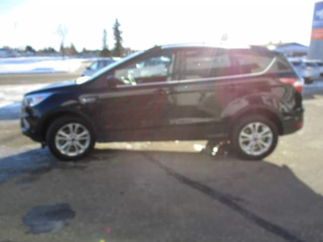 Used 2018 Ford Escape For Sale at Brentridge Ford Wetaskiwin