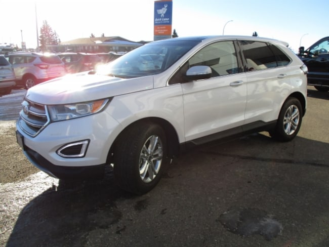 Used 2017 Ford Edge SEL, Canadian Touring SUV in Edmonton Area