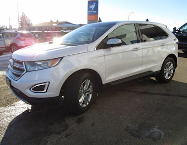 2017 Ford Edge SEL, Canadian Touring SUV