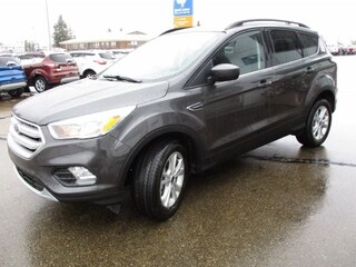 New 2018 Ford Escape SE SUV 1FMCU9GD9JUD09261 for sale in Wetaskiwin, AB at Brentridge Ford Wetaskiwin