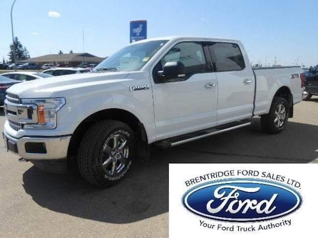 New 2018 Ford F-150 XLT XTR, 3.5L Ecoboost Truck SuperCrew Cab in Edmonton Area
