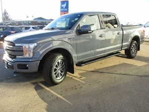 2019 Ford F-150 Lariat Sport, Max Tow, Tech Package