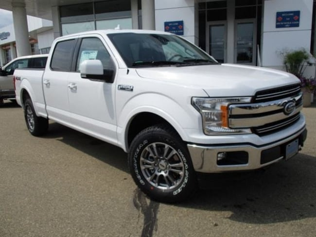 New 2018 Ford F-150 Lariat, SYNC Connect Truck SuperCrew Cab in Edmonton Area