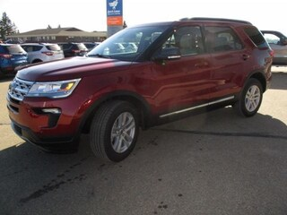 New 2019 Ford Explorer XLT, Nav, Safe and Smart SUV 1FM5K8DH5KGA17560 for sale in Wetaskiwin, AB at Brentridge Ford Wetaskiwin