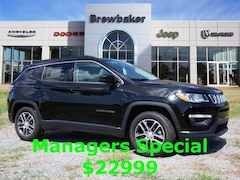 2018 Jeep Compass SUN & WHEEL FWD Sport Utility For Sale Prattville AL