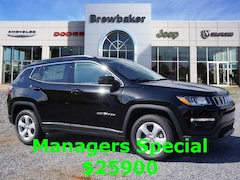 2019 Jeep Compass LATITUDE FWD Sport Utility For Sale Prattville AL