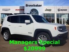 2018 Jeep Renegade LATITUDE 4X2 Sport Utility For Sale Prattville AL