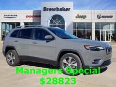 2019 Jeep Cherokee LIMITED FWD Sport Utility For Sale Prattville AL