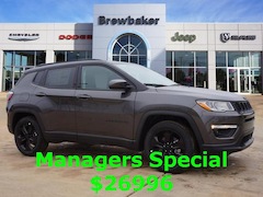 2019 Jeep Compass ALTITUDE FWD Sport Utility For Sale Prattville AL
