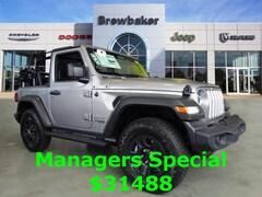 2018 Jeep Wrangler SPORT 4X4 Sport Utility For Sale Prattville AL