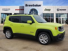 2018 Jeep Renegade LATITUDE 4X2 Sport Utility For Sale Prattville AL