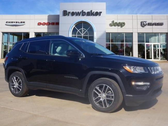 2019 Jeep Compass SUN & WHEEL FWD Sport Utility For Sale Prattville AL