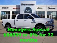 2018 Ram 3500 BIG HORN CREW CAB 4X4 6'4 BOX Crew Cab For Sale Prattville AL