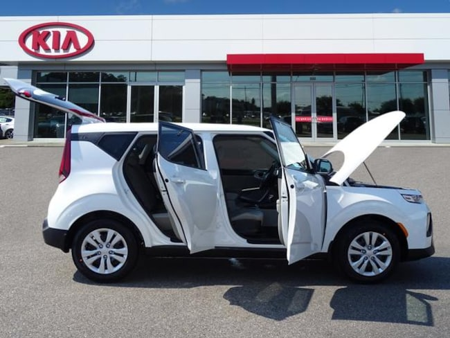 2020 Kia Soul LX Hatchback For Sale in Montgomery, AL