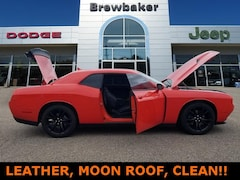Certified Pre-Owned 2017 Dodge Challenger SXT Coupe in Montgomery, AL