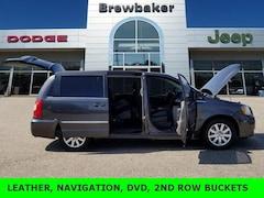 Certified Pre-Owned 2016 Chrysler Town & Country Touring Van LWB Passenger Van in Montgomery, AL