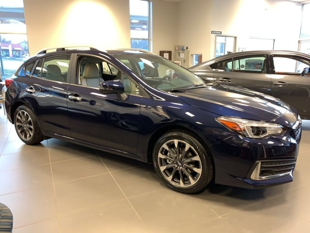 2020 Subaru Impreza Limited 5-door B8211