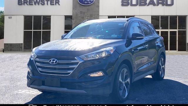 2018 Hyundai Tucson Limited Limited AWD