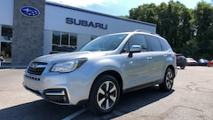 Certified Pre-Owned 2017 Subaru Forester 2.5i Premium SUV for sale in Brewster, NY