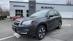Certified Pre-Owned 2018 Subaru Forester 2.5i Premium SUV for sale in Brewster, NY