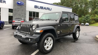 Used 2019 Jeep Wrangler Unlimited Sport SUV in Westchester County