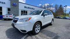 Certified Pre-Owned 2015 Subaru Forester 2.5i Premium SUV for sale in Brewster, NY