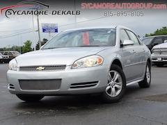 2012 Chevrolet Impala LS Fleet Sedan