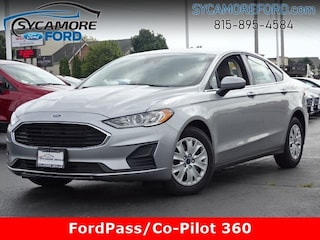 2020 Ford Fusion S 4dr Car