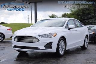 2020 Ford Fusion SE 4dr Car