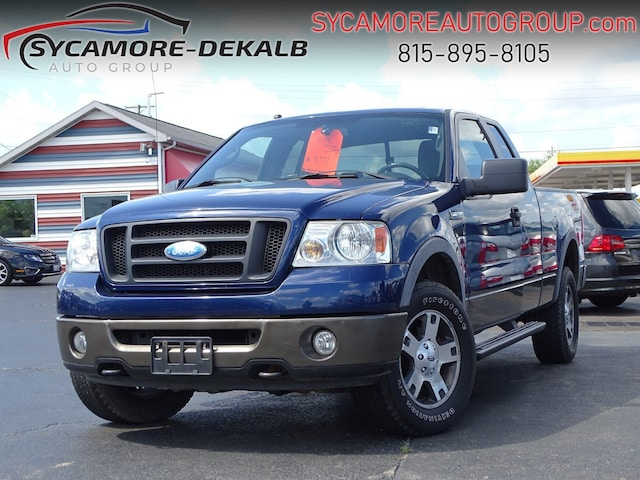 Sycamore Ford Bargain | Ford Dealership near Loves Park, IL