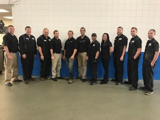 Sycamore Ford Service Team