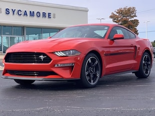 2020 Ford Mustang 2dr Car