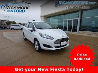 2018 Ford Fiesta SE 4dr Car