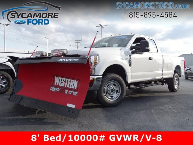 2019 Ford Super Duty F-250 SRW XL Extended Cab Pickup