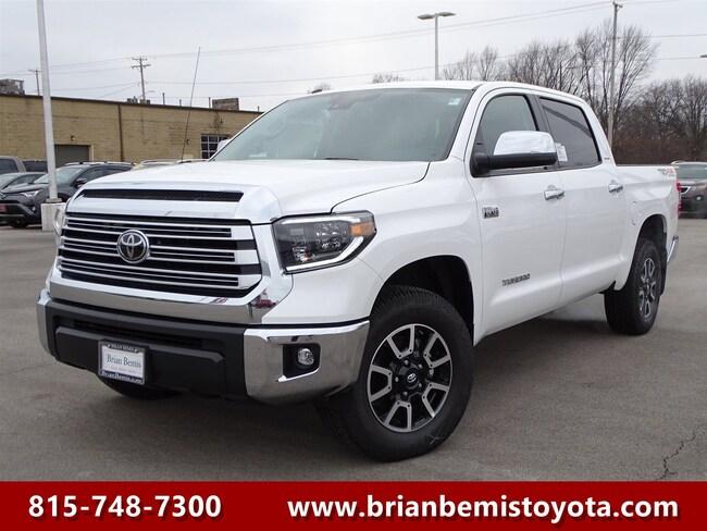 2019 Toyota Tundra 4WD Limited Truck CrewMax