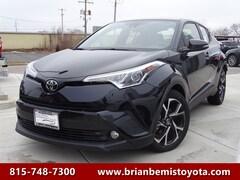 New 2018 Toyota C-HR XLE Premium SUV for sale Philadelphia