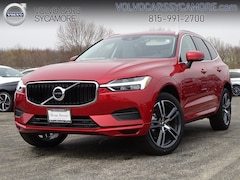 New 2019 Volvo XC60 T5 Momentum SUV LYV102RK2KB319362 for sale in Sycamore, IL