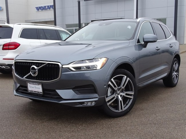 New 2018 Volvo XC60 T6 AWD Momentum SUV for sale in Sycamore, IL, near Dekalb, IL
