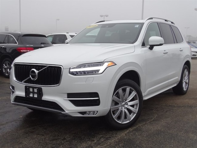 Used 2018 Volvo XC90 Momentum T6 AWD 7-Passenger Momentum for sale in Sycamore, IL, near Dekalb, IL