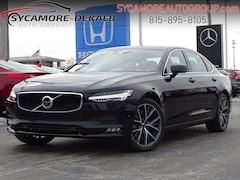 Used 2018 Volvo S90 Momentum T6 AWD Momentum LVY992MK6JP022591 for sale in Sycamore, IL, near Dekalb, IL