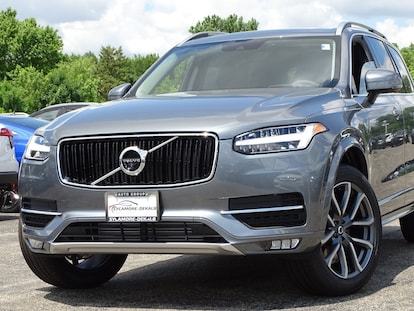 New 2019 Volvo XC90 For Sale | Sycamore IL | VIN: YV4A22PK7K1513760