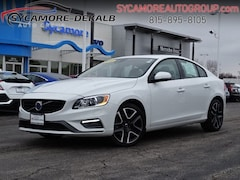 Used 2017 Volvo S60 Dynamic T5 AWD Dynamic YV140MTL7H2425692 for sale in Sycamore, IL, near Dekalb, IL