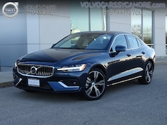 New 2019 Volvo S60 T5 Inscription Sedan 7JR102FL7KG003202 for sale in Sycamore, IL