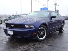 Used 2010 Ford Mustang V6 Coupe 1ZVBP8AN4A5161708 for sale in Sycamore, IL, near Dekalb, IL