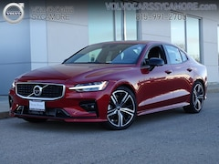 New 2019 Volvo S60 T6 R-Design Sedan 7JRA22TM5KG002203 for sale in Sycamore, IL