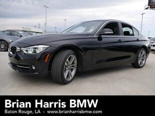 2016 BMW 3 Series Sedan
