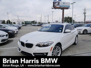 2016 BMW 2 Series w/SULEV Coupe