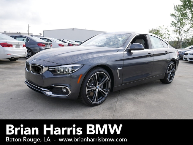 New 2019 BMW 4 Series Gran Coupe Baton Rouge